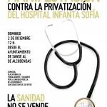 #2D - Jornada de Defensa de la sanidad pública en AlcoSanse