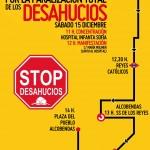 Itinerario de la manifestación